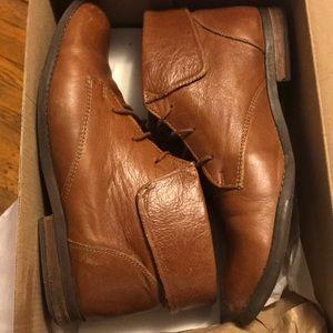 Steve Madden leather oxfords